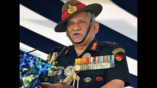 Watch: Gen Bipin Rawat remembering  Kargil martyrs