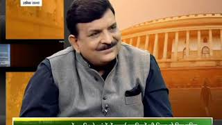 My Interview with Loksabha TV on Ministry of Shipping