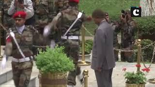 Kargil Vijay Diwas: Ram Nath Kovind pays tribute at Badami Bagh Cantonment in Srinagar