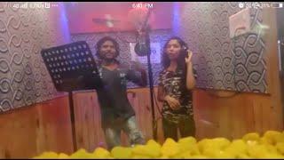 Live Recording Dinesh Raj Aur Priti Raj Jaglar Baba Bholenath Ka song Ek Baar Jarur Suniye 2019
