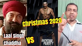 Akshay Kumars Bachchan Pandey To Clash With Aamir Khan Laal Singh Chaddha On Christmas 2020