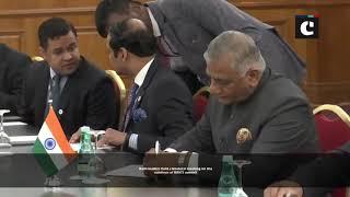 India, Brazil hold bilateral talks on BRICS summit sidelines