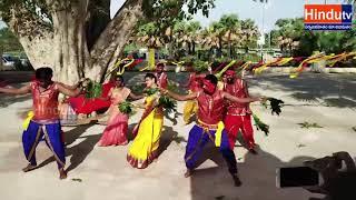 Bonam Bonam Telangana Bonam 2019 Bonam  song //Making vedio in peddakodur