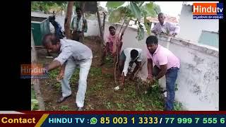 చౌట్టపల్లి గ్రామంలో మన ఊరు మన సేవ కార్యక్రమం
