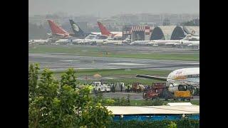 Heavy rains lash Mumbai, passengers stranded at airport