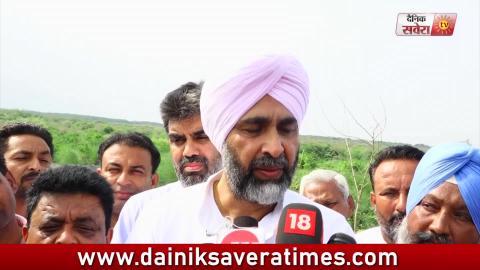 Video- Manpreet Badal का Harsimrat Badal को करारा जवाब