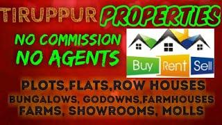 TIRUPPUR    PROPERTIES   Sell Buy Rent    Flats  Plots  Bungalows  Row Houses  Shops 1280x720 3 78Mb