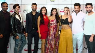 Fitzup A Healthy Cooking Web Series HEALTHY BITES Launch | Kanchi Sing, Rohan Mehra, Tejaswi Prakash
