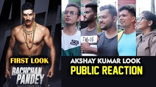 Bachchan Pandey First Look | PUBLIC REACTION | Akshay Kumar New Look | Christmas 2020