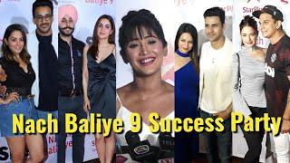 UNCUT: Nach Baliye 9 Success Party - FULL VIDEO - Tv Celebs