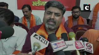 Hindu Mahasabha activists send letters written in blood to PM Modi