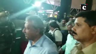 5 disqualified Congress MLAs returned to Bengaluru before Karnataka floor test