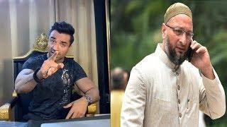 Ajaz Khan To Join AIMIM Party | Questions To Asaduddin Owaisi | @ SACH NEWS |