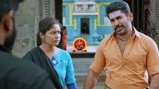 Vijay Antony Saves Girl Life  | Ushiran Movie Scenes| Vijay Antony, Nivetha Pethuraj