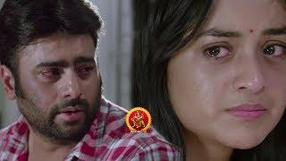 Nara Rohit Darshana Banik Emotional Scene | Kalikkar (Aatagallu)  | Nara Rohit, Darshana Banik