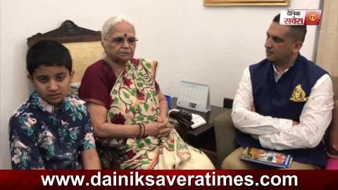 Advocate Harpreet Sandhu का 550th Prakash Parv को समर्पित विशेष कदम