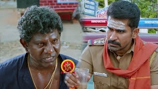 Sai Dheena Gives Warning To Vijay Antony  | Ushiran Movie Scenes| Vijay Antony, Nivetha Pethuraj
