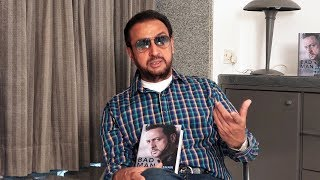 Gulshan Grover Launch His Book Bad Man