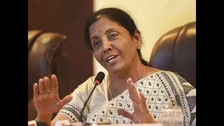 IBC Amendment Bill to address concerns over delay in insolvency proceedings: Sitharaman