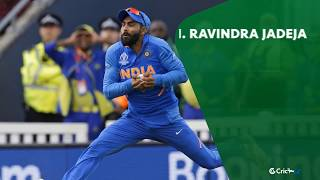 5 Fielders who saved most runs in 2019 World Cup