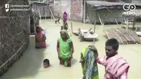 असम और बिहार में बाढ़ से अब तक हुई 217 लोगो की मौत, देखिये ये रिपोर्ट