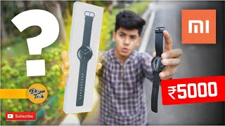 [HINDI] Xiaomi  Mijia Quartz Watch SYB01 l Worth it or not? l Mi band 3