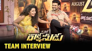 Rakshasudu Movie Team Interview | Bellamkonda Srinivas, Anupama Parameswaran | Bhavani HD Movies