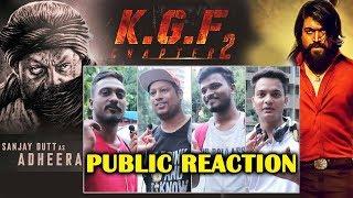 SANJAY DUTT AS ADHEERA   PUBLIC REACTION   KGF 2   Rocking Star Yash Movie  video - id 3618979c7e35cb - Veblr Mobile