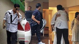 Karan Johar And Manish Malhotra To Meet Kaykasshan Patel & Pay Respect To Areef Patel