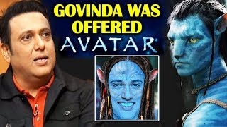 Govinda Claims He Was Offered Avatar By James Cameron | Here's How He Was Trolled