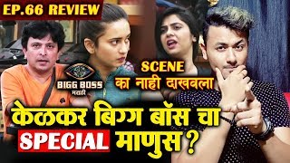 Is Abhijeet Kelkar Getting Special Privilege? | Shivani-Veena FIGHT | Bigg Boss Marathi Ep 66 Review