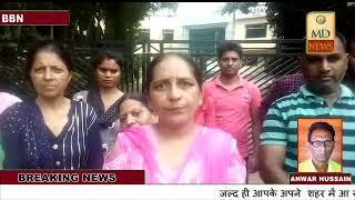 बरोटीवाला में फार्मा कंपनी के खिलाफ एकजुट हुए कामगार