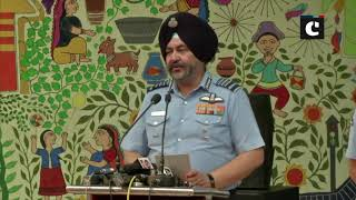 Air Chief Marshal BS Dhanoa launches combat-based mobile game 'Indian Air Force: A cut above'