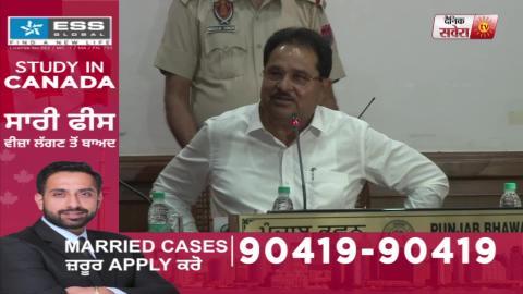 Exclusive Video:  Minister OP Soni ने माना, Sidhu बन सकते है Delhi Congress के प्रधान