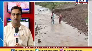 રાજ્યમાં વરસાદી માહોલ - MantavyaNews
