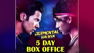 Judgementall Hai Kya DAY 5 Official Collection | Box Office | Kangana, Rajkumar