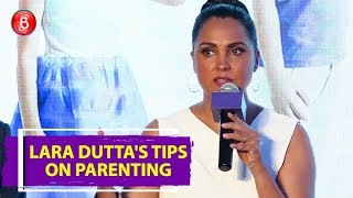 Lara Dutta Gives A Lesson On Parenting And Smart Use Of Gadgets