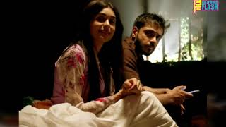 Zara and Kabeer Khan are stuck in a fire in Ishq Subhan Allah Serial - Zee Tv