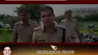 जौहर यूनिवर्सिटी पर फिर पड़ा छापा, पुलिस की हिरासत में आजम खान का बेटा