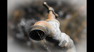 """""""Regularize water supply in 8 days, or we'll take law in our own hands"""" - Mapxekars"""