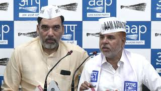 EX Councillor of Congress Joined AAP In presence of AAP Leaders