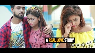 A REAL LOVE STORY | TUT KE BIKHAR GELO | ROMANTIC NAGPURI LOVE STORY VIDEO 2019