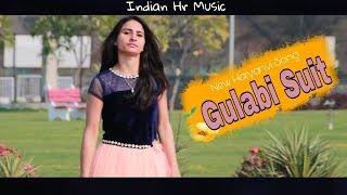 गुलाबी सूट, Krishan Dhundwa , Pooja Choudhary || New Haryanvi Songs Haryanvi 2019 || Indian Hr Music