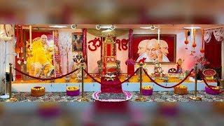 Satsang by Hemant Rudra Uncle (Guruji Ki Abu Dhabi Sangat) ~ Guruji Edison Mandir - June 2, 2019