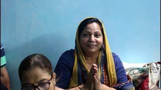 SATSANG SHARED BY AUNTY G  2019 JAI GURU JI  DELHI