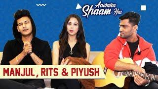 Aawara Shaam Hai SUCCESS Interview | Manjul Rits Badiani And Singer Piyush Mehroliyaa