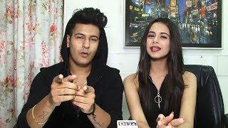 Manjul Khatter & Ritika Aka Rits Badiani Full Exclusive Interview - Awara Shaam Hai Song