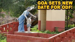 After Scoring Lowest in Sanitation Coverage In Country, Goa Govt Set New Target Of 31st Aug For ODF