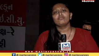 વડોદરામાં મધરાત્રે ભારે વરસાદ - MantavyaNews