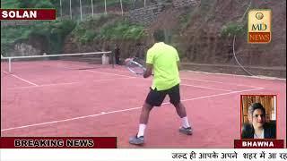 पुर्तगाल में होने वाली इंटरनेशनल टेनिस फेडरेशन वर्ल्ड चैपयिनशिप में भारत का प्रतिनिधित्व करेंगे टिक्